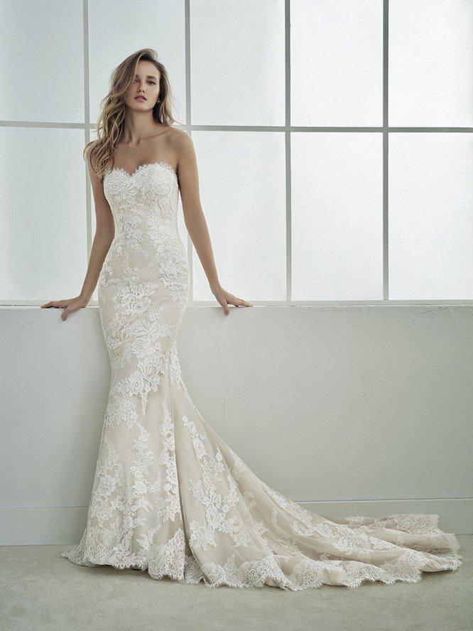 vestido de novia famosa - tienda vestidos de novia linares - jaén