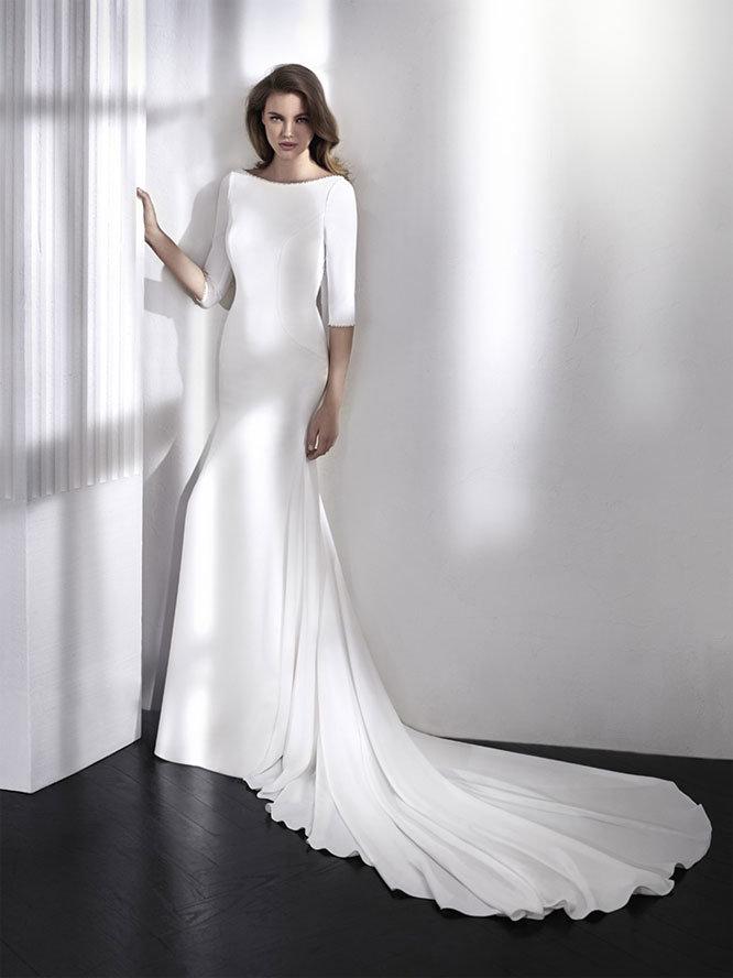 vestido-novia-lavanda - tienda vestidos de novia linares - jaén