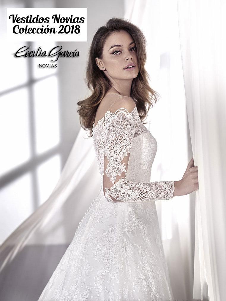 Coleccion de vestidos de novia