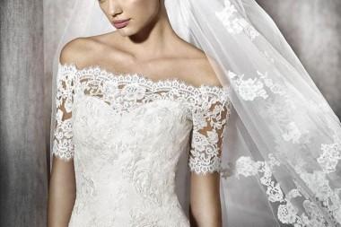 vestidos de novia tipos de escote