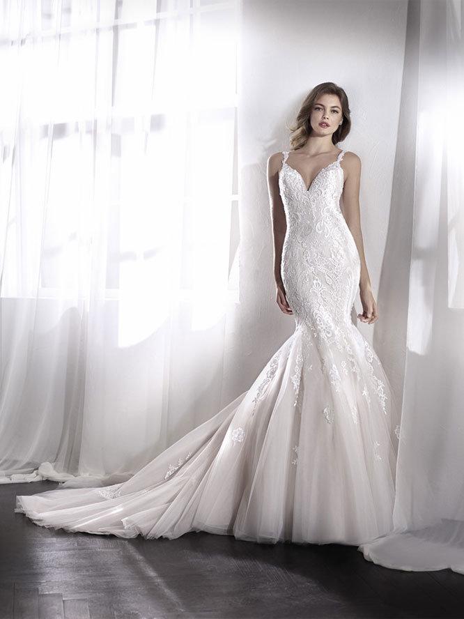 vestido de novia leviras - tienda vestidos de novia linares - jaén
