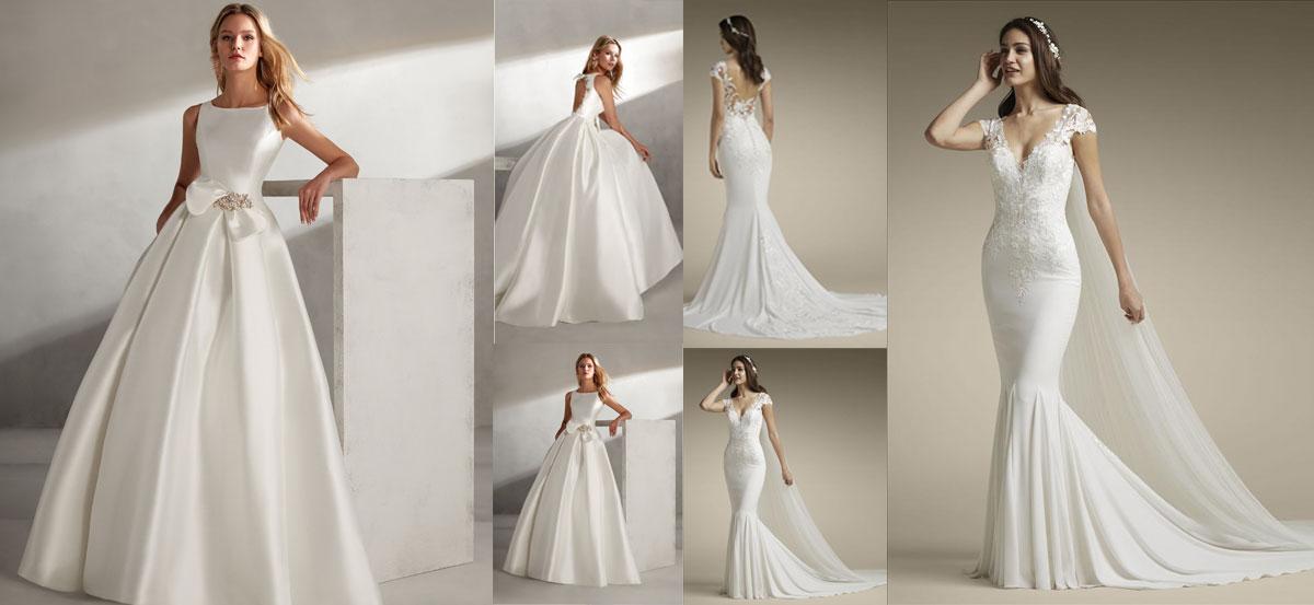 Colección Vestidos de Novias 2019